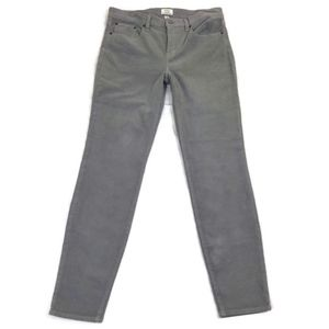 J. Crew Women's Lookout High Rise Skinny Stretch